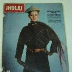 Coleccionismo de Revista Hola: REVISTA HOLA 994 / 1963 / REINA FABIOLA\15. Lote 61293063