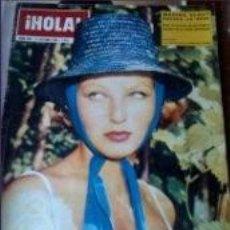 Coleccionismo de Revista Hola: MARINA VLADY / PORTADA Y REPORTAJE / REVISTA HOLA 998 / 1963 / 16. Lote 61363061