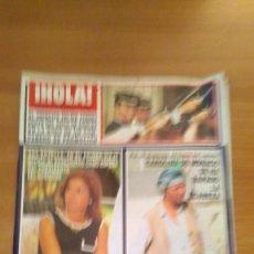 Coleccionismo de Revista Hola: REVISTA HOLA Nº 2719-- 10 SEPTIEMBRE 1996. Lote 61748716