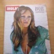 Coleccionismo de Revista Hola: REVISTA HOLA 1452 / 1972 / MARISOL/ BARBRA STREISAND/ REINA MARGARITA/ 6. Lote 62097116