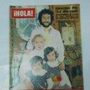 Coleccionismo de Revista Hola: REVISTA HOLA Nº 1804. 24 DE MARZO 1979. JUAN PARDO, PALOMO LINARES, WOODY ALLEN... TDKR22. Lote 62511736