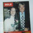 Coleccionismo de Revista Hola: REVISTA HOLA Nº 1785 NOVIEMBRE 1978. EN PORTADA: BODA DE JACLYN SMITH Y DENNIS COLE. TDKR22. Lote 62513120