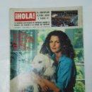 Coleccionismo de Revista Hola: REVISTA HOLA Nº 1774 AGOSTO 1978. LOIS CHILES. CRISTINA ONASSIS. JULIO IGLESIAS. PABLO VI. TDKR22. Lote 62513784