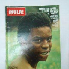 Collezionismo di Rivista Hola: REVISTA HOLA Nº 1797. 3 DE FEBRERO DE 1979. RAICES, TAMBIEN EN ESPAÑA UN GRAN IMPACTO TDKR22. Lote 62584092