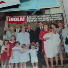 Coleccionismo de Revista Hola: REVISTA HOLA AÑO 2000 CHAYANE,MARISOL,NURIA ROCA. Lote 62613300