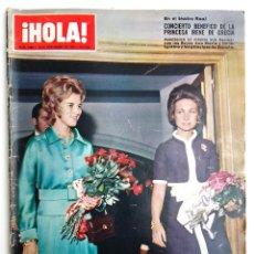 Coleccionismo de Revista Hola: REVISTA HOLA NOVIEMBRE 1970.. Lote 63645539
