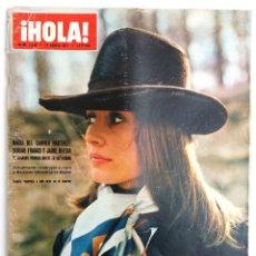 Coleccionismo de Revista Hola: REVISTA HOLA ABRIL 1971.. Lote 63645831