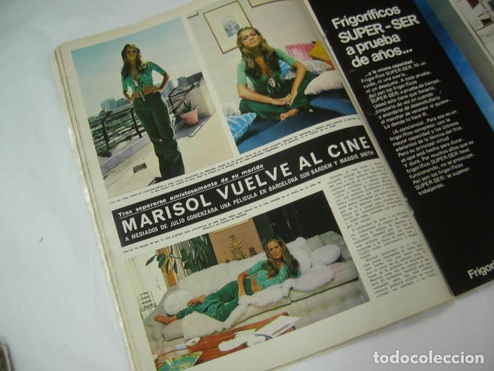 Coleccionismo de Revista Hola: REVISTA - HOLA - 24 JUNIO 1972 Nº 1452 - Foto 2 - 64877035