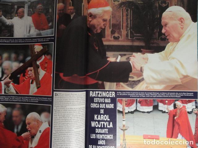 Coleccionismo de Revista Hola: REVISTA HOLA Nº 3.170 ,AÑO 2005 ,PAPA BENEDICTO XVI - EL CORDOBES - PENELOPE CRUZ - ROCIO DULCAL - - Foto 6 - 67537489