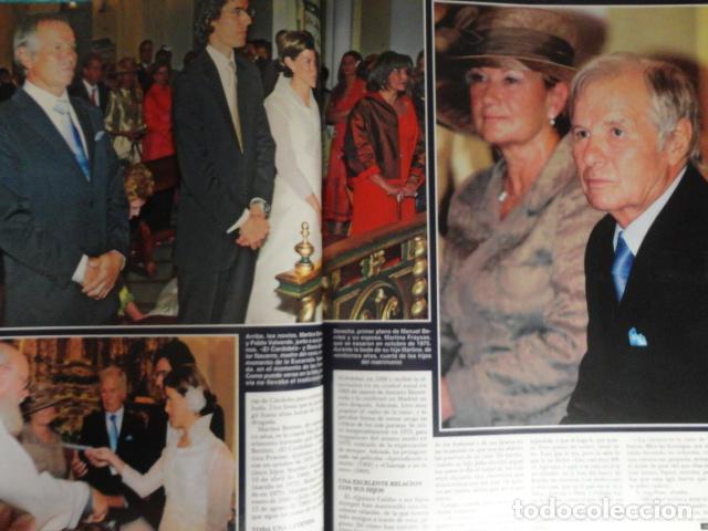 Coleccionismo de Revista Hola: REVISTA HOLA Nº 3.170 ,AÑO 2005 ,PAPA BENEDICTO XVI - EL CORDOBES - PENELOPE CRUZ - ROCIO DULCAL - - Foto 7 - 67537489