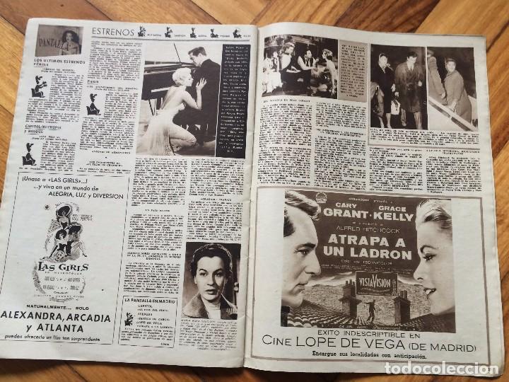 Coleccionismo de Revista Hola: Revista hola nº744 año 1958 - Foto 5 - 72767519