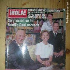 Coleccionismo de Revista Hola: REVISTA HOLA Nº 2.927 AÑO 2000 ( PAOLA SANTONI, HA ROTO SU COMPROMISO MATRIMONIAL. Lote 101193170