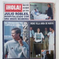 Coleccionismo de Revista Hola: REVISTA HOLA MARZO 1992. Lote 74602865