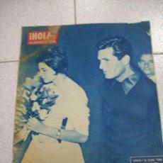 Coleccionismo de Revista Hola: REVISTA HOLA Nº 883 DE 29 JULIO 1961. Lote 84392356