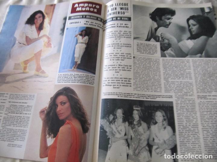 Coleccionismo de Revista Hola: HOLA 1984 SARA MONTIEL ENRIQUE INGLESIAS MAYRA GOMEZ KEMP UN DOS TRES MISS MUNDO AMPARO MUÑOZ - Foto 6 - 84863656