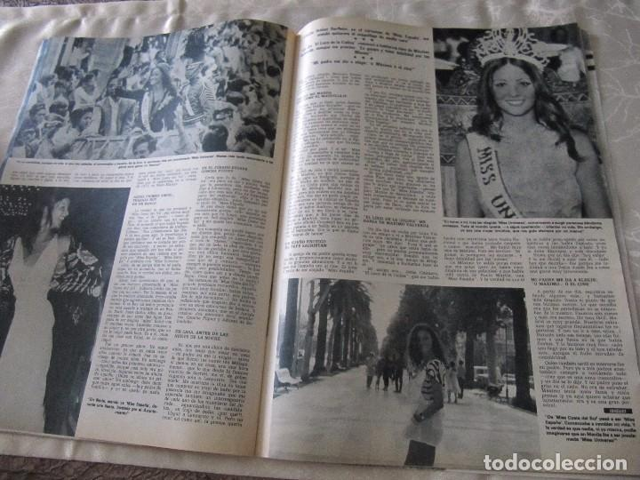 Coleccionismo de Revista Hola: HOLA 1984 SARA MONTIEL ENRIQUE INGLESIAS MAYRA GOMEZ KEMP UN DOS TRES MISS MUNDO AMPARO MUÑOZ - Foto 8 - 84863656