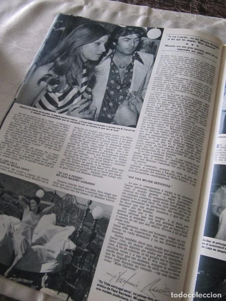 Coleccionismo de Revista Hola: HOLA 1984 SARA MONTIEL ENRIQUE INGLESIAS MAYRA GOMEZ KEMP UN DOS TRES MISS MUNDO AMPARO MUÑOZ - Foto 9 - 84863656