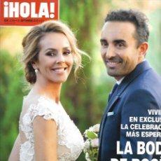 Coleccionismo de Revista Hola: REVISTA HOLA. Lote 85661704
