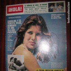 Coleccionismo de Revista Hola: REF(1) HOLA Nº 1.978 AÑO 1982 ( ROBERT WAGNER Y JILL ST. JOHN PIENSAS CASARSE EN NAVIDAD). Lote 86005580