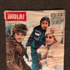 Coleccionismo de Revista Hola: HOLA!!! REVISTA DE LA PRENSA ESPAÑOLA. N,1434 (A.1972). Lote 86877523