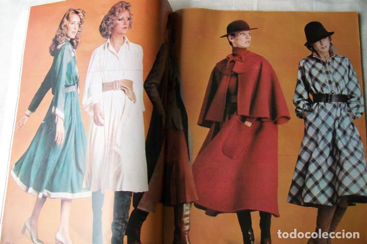 Coleccionismo de Revista Hola: HOLA! NÚMERO ESPECIAL OTOÑO-INVIERNO 1974-75 - Foto 3 - 86907720