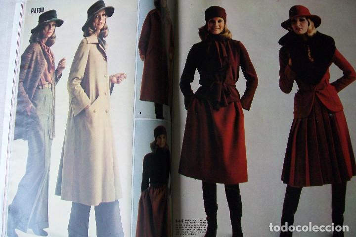 Coleccionismo de Revista Hola: HOLA! NÚMERO ESPECIAL OTOÑO-INVIERNO 1974-75 - Foto 4 - 86907720
