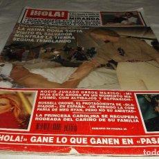 Coleccionismo de Revista Hola: REVISTA HOLA MARZO 2001. Lote 87249536