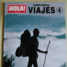 Coleccionismo de Revista Hola: HOLA. ESPECIAL VIAJES NÚMERO 4.. Lote 87505442