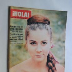 Coleccionismo de Revista Hola: HOLA Nº 1159 ( 1966 ) ROMINA POWER / PETER SELLERS - BRIT EKLUN ( BOBO ) CINA LOLLOBRIGIDA. Lote 89589968
