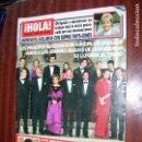 Coleccionismo de Revista Hola: (F1) REVISTA HOLA Nº 2958 AÑO 2001 (JOY WEYMSS, ABUELA DE RUSSELL CROWE HABLA SOBRE SU NIETO). Lote 90619985