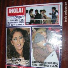 Coleccionismo de Revista Hola: (F1) REVISTA HOLA Nº 3259 AÑO 2007 (ANA OBREGON Y DAREK MAS QUE ..AMIGOS ESPECIALES..). Lote 101193264