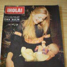 Colecionismo da Revista Hola: REVISTA HOLA Nº 1323 DEL 03 DE ENERO DE 1970. Lote 90625420