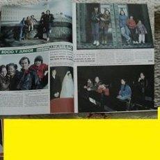 Coleccionismo de Revista Hola: REVISTA HOLA 1984 ROCÍO DÚRCAL. Lote 90814140