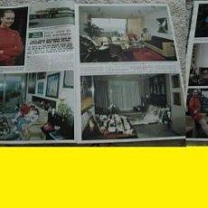 Coleccionismo de Revista Hola: REVISTA HOLA 1982 ROCÍO DÚRCAL LOLA FLORES. Lote 90814315
