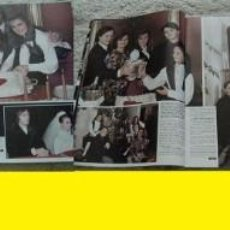 Coleccionismo de Revista Hola: REVISTA HOLA 1990 ROCÍO DÚRCAL. Lote 90814360
