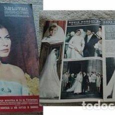 Coleccionismo de Revista Hola: REVISTA HOLA 1966 ROCÍO DÚRCAL. Lote 90814965