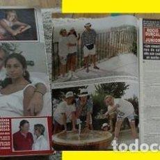 Coleccionismo de Revista Hola: REVISTA HOLA 1994 ROCÍO DÚRCAL LOLITA. Lote 90815425