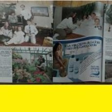 Coleccionismo de Revista Hola: REVISTA HOLA 1985 ROCÍO DÚRCAL. Lote 90815605