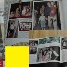 Coleccionismo de Revista Hola: REVISTA HOLA 1979 ROCÍO DÚRCAL MARISOL. Lote 90815675