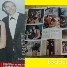 Coleccionismo de Revista Hola: REVISTA HOLA 1970 ROCÍO DÚRCAL. Lote 90815745