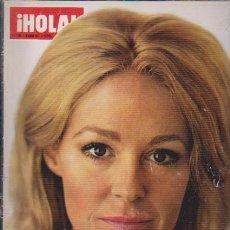 Coleccionismo de Revista Hola: ! HOLA ¡ Nº 1384 - 3 MARZO 1971 - 12 PTS.. Lote 91617480