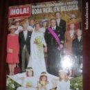 Coleccionismo de Revista Hola: (F,1) REVISTA HOLA Nº 3063 AÑO 2003 (AMPLIO REPORTAJE DE ANTONIO BANDERAS CON GRAN ÉXITO EN ). Lote 95194343
