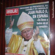 Coleccionismo de Revista Hola: (F.1) REVISTA HOLA Nº 3066 AÑO 2003 (ELSA ANKA CONFIRMA SU SEPARACIÓN MATRIMONIAL DE MIGUEL TORRENT. Lote 95804767