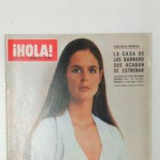 Coleccionismo de Revista Hola: REVISTA HOLA AÑO 1974 . Lote 95821218