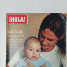 Coleccionismo de Revista Hola: REVISTA HOLA AÑO 1972. Lote 95821902
