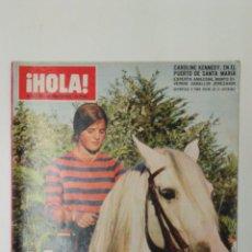 Coleccionismo de Revista Hola: REVISTA HOLA AÑO 1972. Lote 95822139