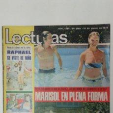 Coleccionismo de Revista Hola: REVISTA HOLA AÑO 1975. Lote 95822276