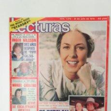 Coleccionismo de Revista Hola: REVISTA HOLA AÑO 1978. Lote 95822359