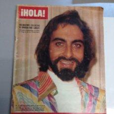 Coleccionismo de Revista Hola: REVISTA HOLA Nº 1685 - 11 DICIEMBRE 1976 SANDOKAN¡¡¡¡. Lote 95841903