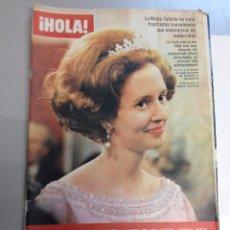Coleccionismo de Revista Hola: REVISTA HOLA Nº 1142 - 16 JULIO 1966- LA REINA FABIOLA . Lote 95860623